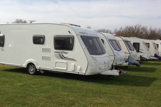 Static caravans for hire in Lincoln